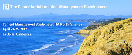 Content Management Strategies/DITA North America
